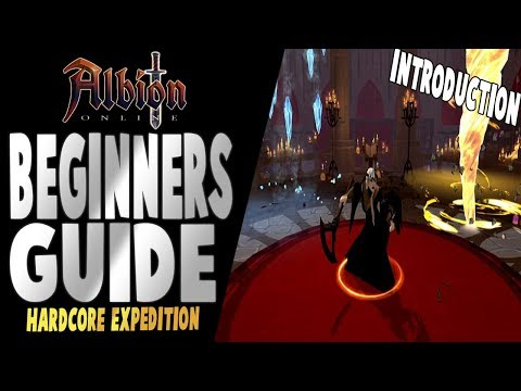 Albion Online | Beginners Guide | Hardcore Expedition (HCE) Introduction