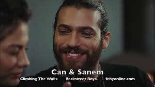 Can & Sanem - Climbing The Walls