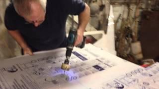 Simple Ways On How  To Cut Lexan