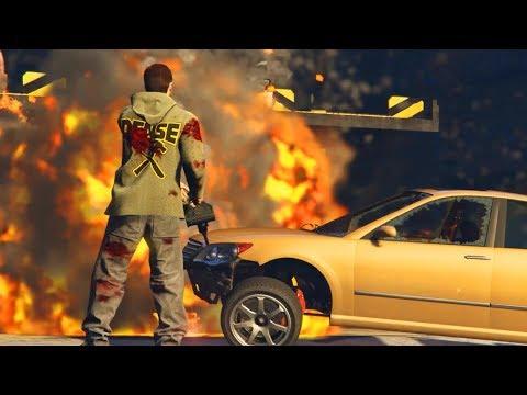 Видео ГТА 4 с приколами, авариями. Смотреть онлайн
