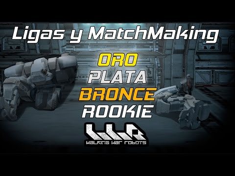 war robots matchmaking tiers