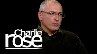 Mikhail Khodorkovsky on Whether He