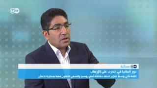 مازن حسان: هاجس أوروبا الأول هو تسلل إرهابيين في أوساط اللاجئين