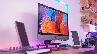 The Ultimate $25,000 iMac Pro Setup Tour!