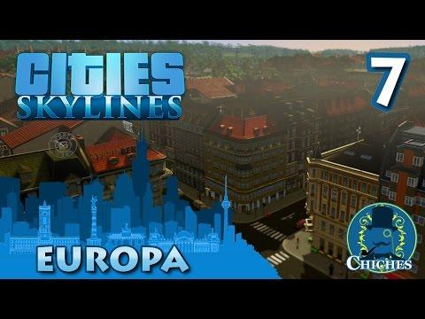 Cities Skylines - Europa - Edificios Europeos #7 en español