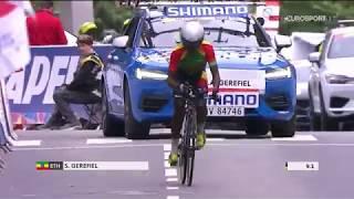 Велоспорт. Чемпионат Мира 2017. Индивидуальная разделка. Женщины.