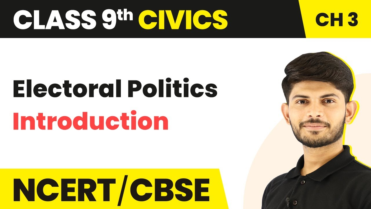 Electoral Politics | Civics Class 9 | In Hindi | Magnet Brains