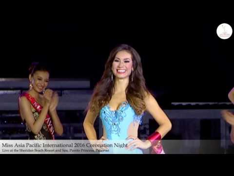 Part 10 - Miss Asia Pacific International 2016 Coronation Night