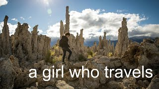 A Girl Who Travels