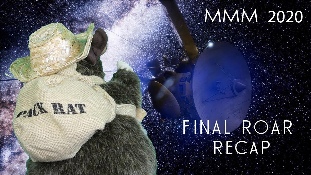 Rodent Recap - MMM 2020 - Final ROAR