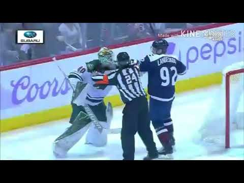 NHL: Goalie Penalties