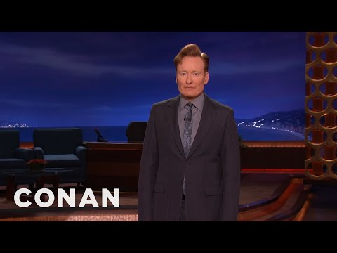 Conan O'Brien On The Orlando Shooting  - CONAN on TBS