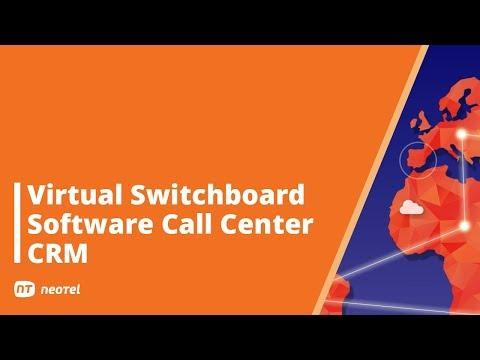 Virtual PBX - Software Call Center - CRM
