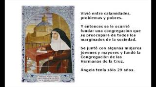P18 / 05/03/17 / 5/9 - Sor Ángela de la Cruz