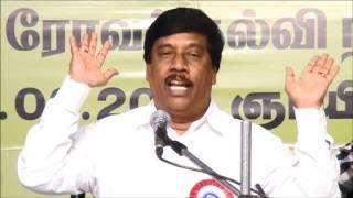 Gnanasampanthan Speech 1 - Perambalur Book Fair 2014