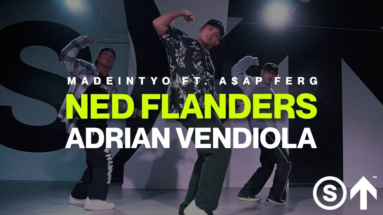 [Music] MadeinTYO ft. ASAP Ferg - Ned Flanders - All Naija