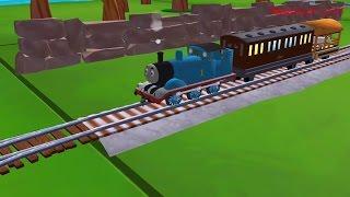 Игра: Томас и его друзья