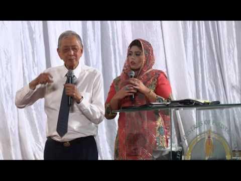 Isaac TV - Wed Meeting Rev Dr Thio Gim Hock Translator Sis Mehwish Imran 12 Apr 17