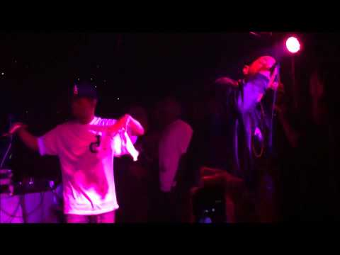 """Strong Arm Steady """"Ambassadors (Ft. Planet Asia & Chace Infinite)"""" Live"""