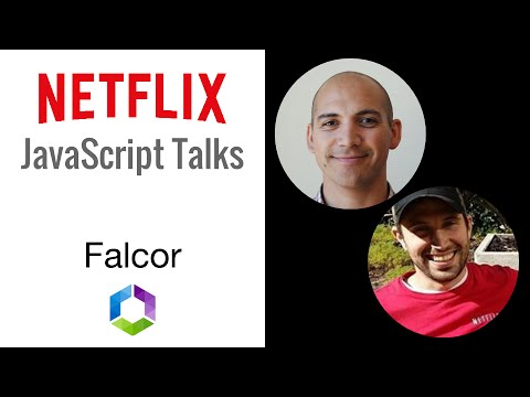 Netflix JavaScript Talks - Falcor