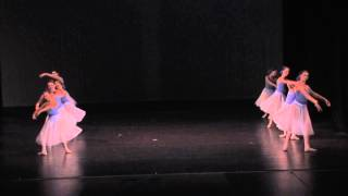 Belvoir Terrace - Girls Summer Dance Camp - Int. Ballet - Summer Dance Camp
