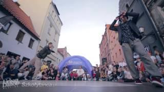 Finał Popping na Urban Dance Meeting vol. 8: Mario vs Olfis