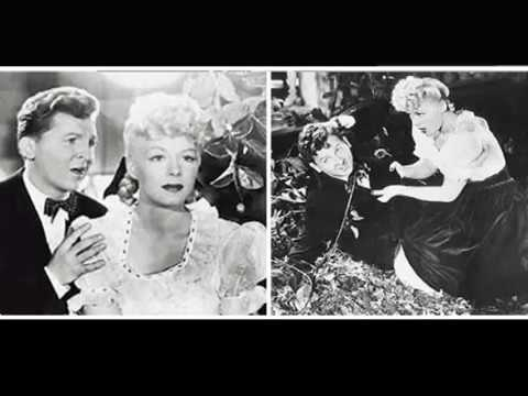 The Betty Hutton Story  Part 1