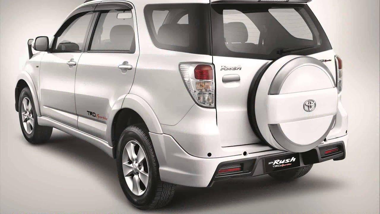 Toyota 2014 toyota rush