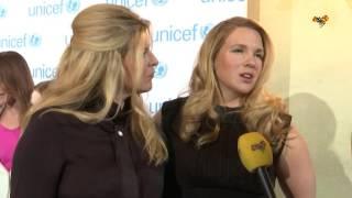 """Anja Pärsons kärleksstöd inför """"Let's dance"""""""