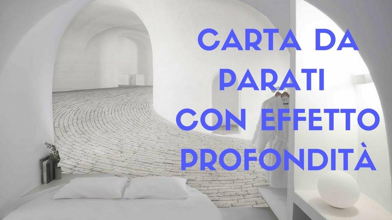 Carta da parati effetto profondit scopri i poteri di for Carta da parati adesiva effetto muro