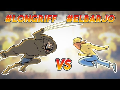 RAP FIGHTER CUP #1 - LONGRIFF (KOHNDO) VS EL BARJO (CYANURE)
