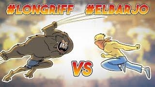 RAP FIGHTER CUP #1 - LONGRIFF (KOHNDO) VS EL BARJO (CYANURE)