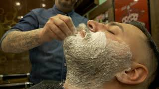 cap jo barber shop tuto rasage