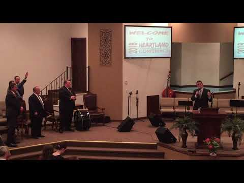 Rev. Cody Marks - Heartland Conference - March 23, 2018