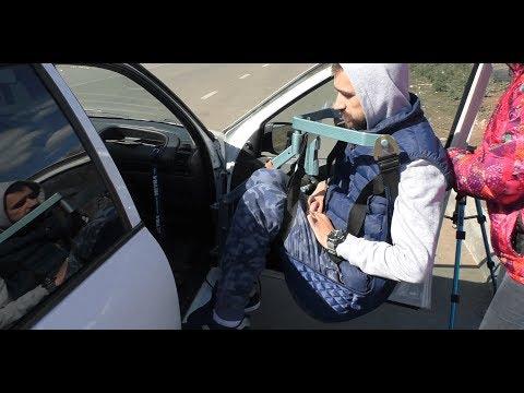 Подъемник для инвалидов в машину ТЕРМИК