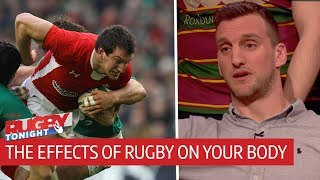 The toll that playing rugby takes on your body | Rugby Tonight discussion