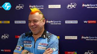 PETER WRIGHT IN THE FINAL! Can he scoop that first TV major since 2017 later tonight?