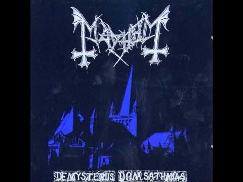 Mayhem - Freezing Moon (HQ)