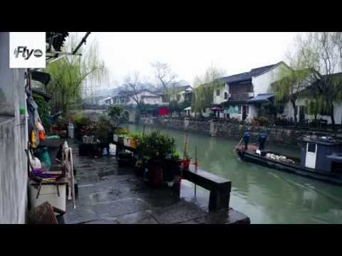 iFly Little Secrets of Hangzhou, city full of green and mystique