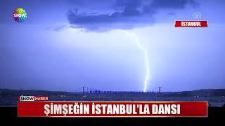 Şimşeğin İstanbul'la dansı