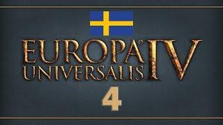 Europa Universalis 4 - Кампания с Швеция Епизод 4