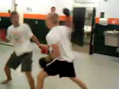 Mosley High School Fight 2