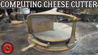 IBM Computing Cheese Cutter [Restoration]