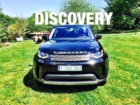 essai land rover discovery 2017 1 youtube. Black Bedroom Furniture Sets. Home Design Ideas