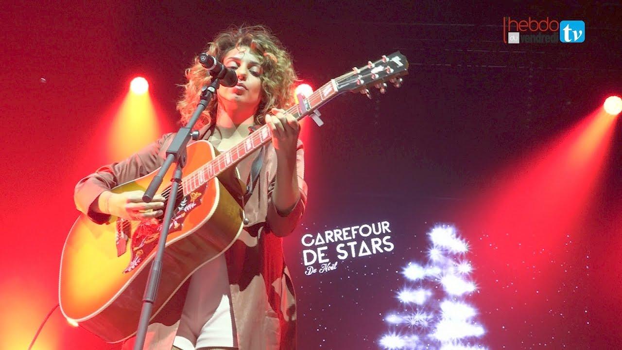 LES ARTISTES CARREFOUR DE STARS NOËL (épisode 2) - YouTube