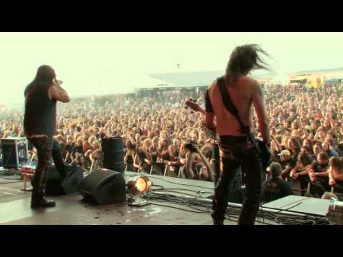 Desaster - Black Magic (Slayer) live @ Party.San Festival 2013