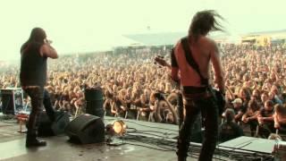Desaster - Black Magic (Slayer) live @ Party.San Festival 2013