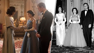 failzoom.com - The night Jackie made the Queen jealous and left teary, claims Netflix drama The Crown