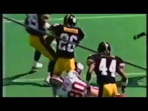 Jerry Rice vs Rod Woodson (1993) | WR vs CB Highlights