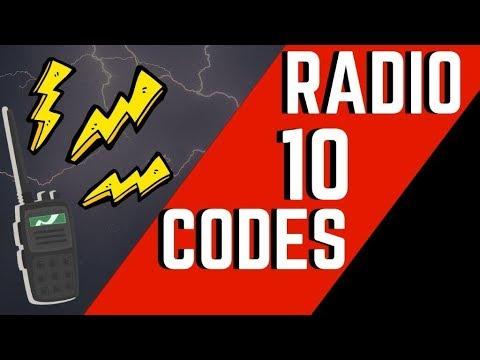 Radio 10 Codes   Proud Sekyu